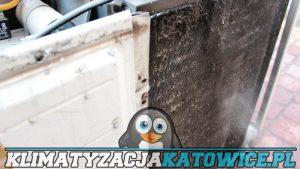 czyszczenie klimatyzacji biurowej Katowice