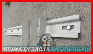 jak zamontować wspornik klimatyzatora Katowice