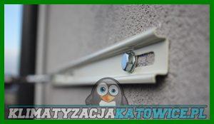 montaż wspornika agregatu klimatyzacja Katowice
