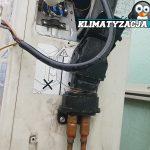klimatyzator zibro z szybkozłączką