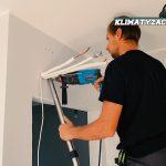 montaż klimatyzacji lg multisplit do domu
