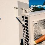 montaż klimatyzatora lg multi split w domu