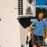 montaż klimatyzatora lg multisplit do domu