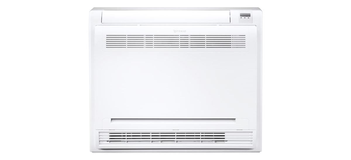 Klimatyzacja konsolowa